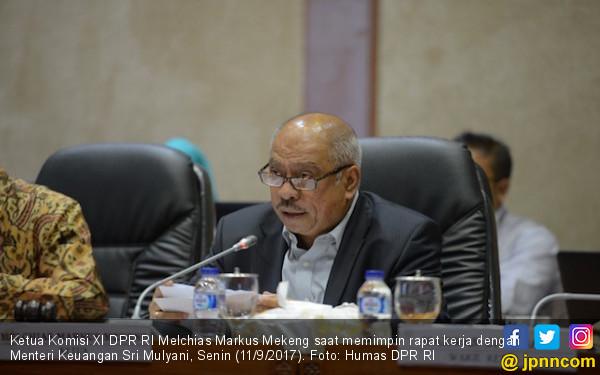 Komisi XI Sepakati Empat Asumsi Ekonomi Makro RAPBN 2018 - JPNN.COM