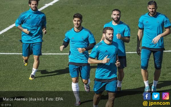 Terluka Saat Cukur Bulu Kaki, Asensio Absen Bela Real Madrid - JPNN.COM