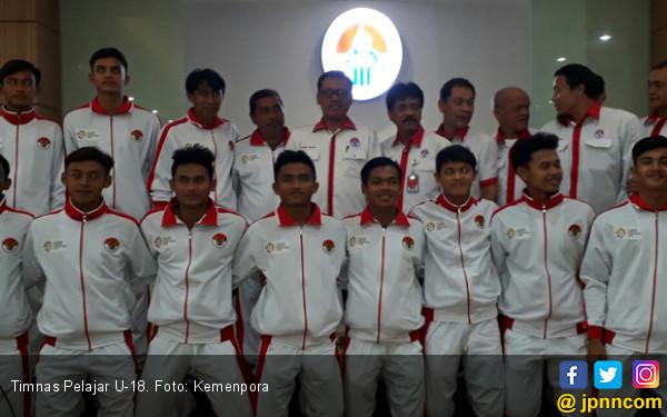 Menpora Doakan Timnas Pelajar U-18 Juara Asia - JPNN.COM