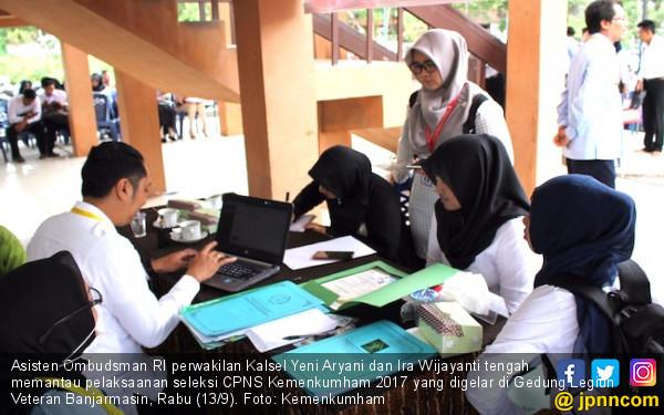 Ingat, Peserta Seleksi CPNS Harus Cermati Passing Grade TKD - JPNN.COM