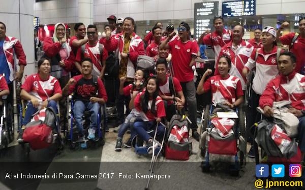 ASEAN Para Games 2017 Pertandingkan 368 Nomor - JPNN.COM