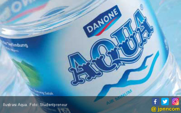 Distributor Aqua: Degradasi Toko Bergantung Raihan Target - JPNN.COM