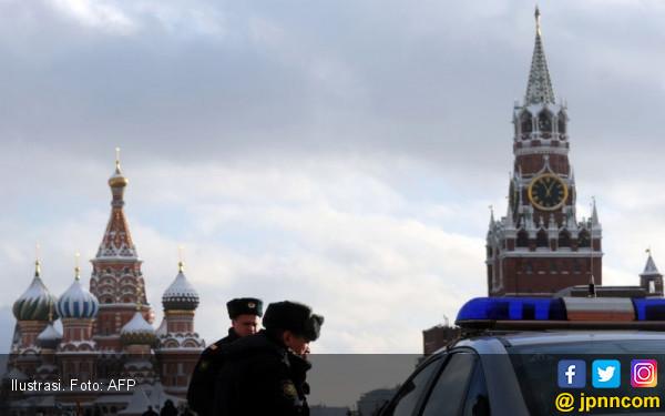 Ancaman Bom Gegerkan Ibu Kota Rusia, Puluhan Ribu Dievakuasi - JPNN.COM