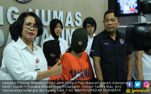 Mahasiswi Nyambi Muncikari Ditangkap, Begini Pengakuannya - JPNN.COM