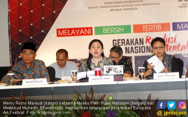 Indonesia Siap Memukau Dunia dalam Festival Seni Europalia - JPNN.COM