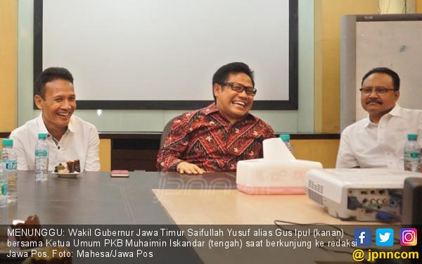 Gus Ipul Ungkap 5 Permintaan Muhaimin Iskandar - JPNN.COM