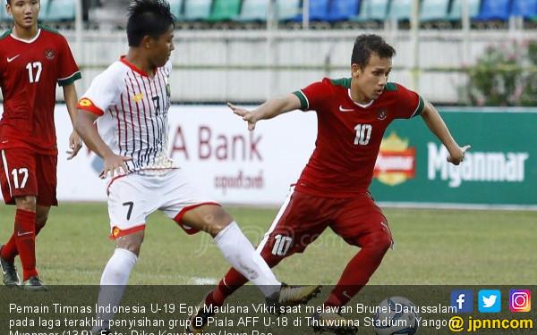 Gara-Gara Myanmar, Jadwal Semifinal Piala AFF U-18 Diubah - JPNN.COM