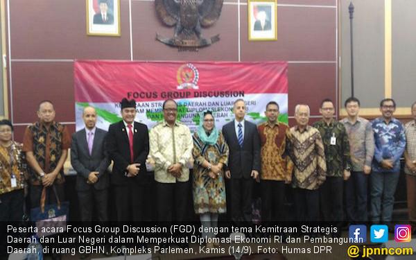 Nono Sampono: Indonesia Harus Bangun Kekuatan Maritim - JPNN.COM