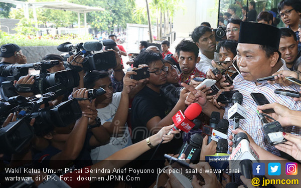 Anak Buah Prabowo Desak KPK Segera Jebloskan Setnov ke Bui - JPNN.COM