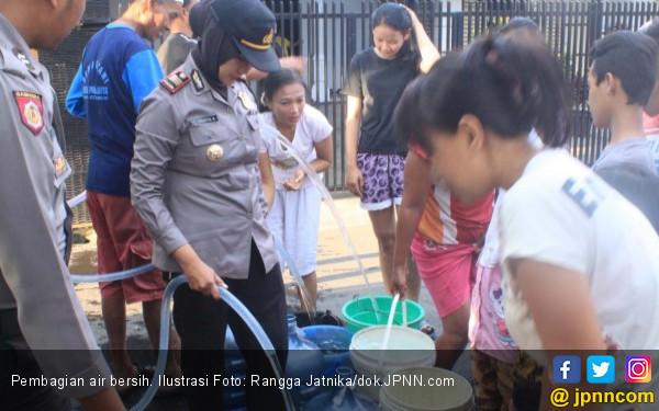 Ketahuilah, 15 Persen Air Bersih di DKI dari Tangerang - JPNN.COM