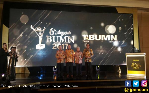 Angkasa Pura 2 dan Pelindo Raih Penghargaan BUMN Terbaik - JPNN.COM