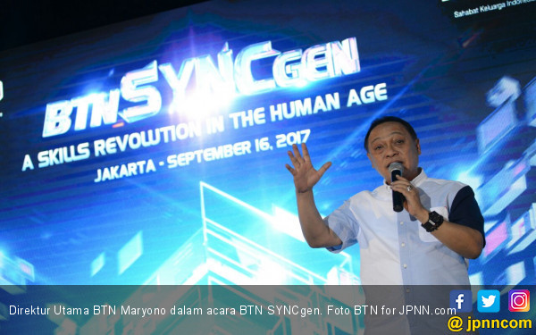 Lewat Cara ini BTN Siapkan Generasi Muda Jadi Calon Pemimpin - JPNN.COM