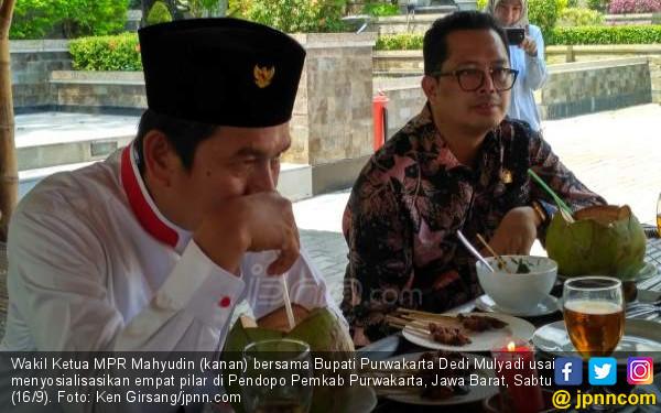 Mahyudin: Masyarakat Konsumtif Karena Terpengaruh Iklan - JPNN.COM