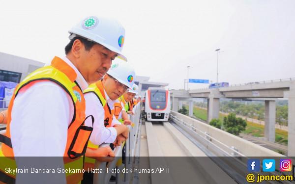 Shuttle Bus Antarterminal Layani 2 Ribu Penumpang per Hari - JPNN.COM