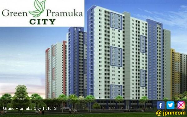 Green Pramuka City Tingkatkan Fasilitas Olahraga - JPNN.COM