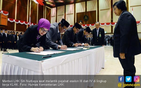Pesan Menteri Siti: Tolong Luruskan Berita Hoaks! - JPNN.COM