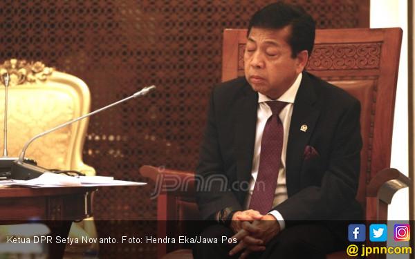 Papa Novanto Mulai Ngantor Lagi, Fadli Zon: Masa dia ada? - JPNN.COM