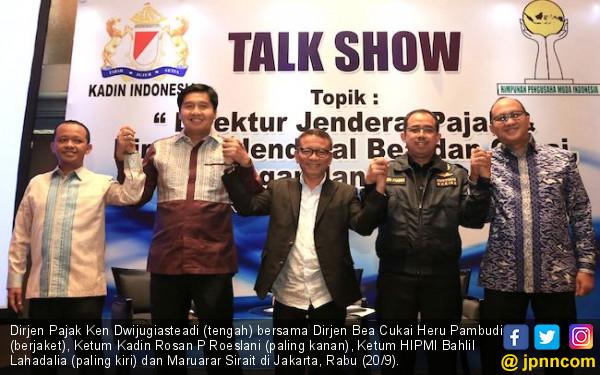 Yuk, Tertib Bayar Pajak untuk Bantu Rakyat Kecil - JPNN.COM