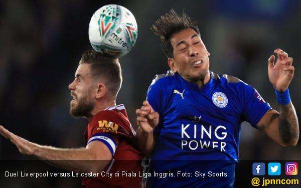 Klopp Muak Atas Kekalahan Liverpool dari Leicester City - JPNN.com