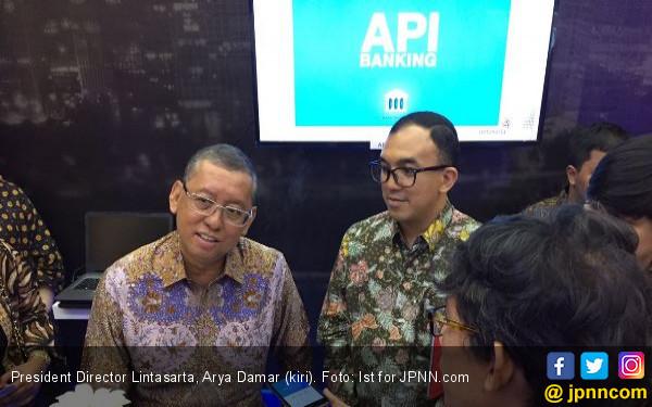 Komitmen Lintasarta Dukung Pertumbuhan Industri Perbankan - JPNN.COM