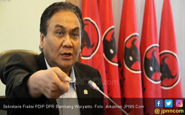 Bambang Wuryanto Meyakini PDIP Tetap Solid Meski Digoyang Kasus Suap - JPNN.com