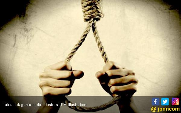 Istri Gantung Diri Lantaran tak Dikasih Jatah di Ranjang - JPNN.com