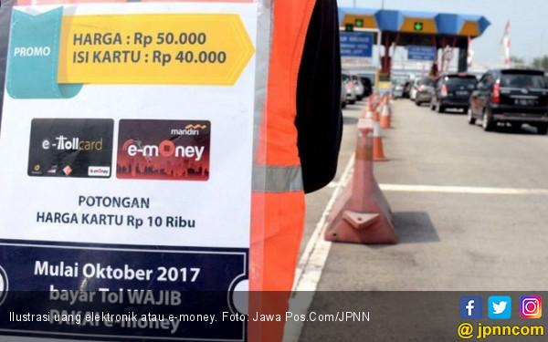 Mandiri Sudah Terbitkan 10 Juta Kartu E-money - JPNN.COM
