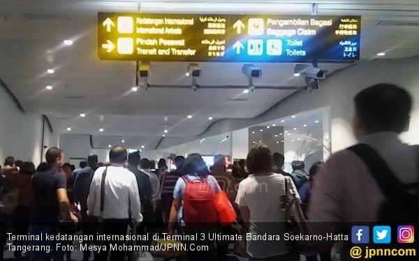 Akses Sisi Bandara Soekarno-Hatta Diperketat - JPNN.COM