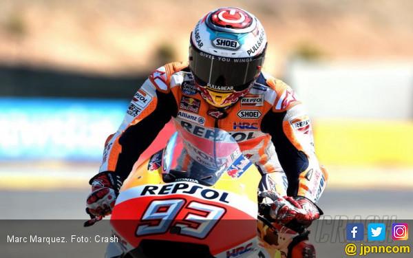 Ini Klasemen Sementara MotoGP dan Fakta Tentang Marc Marquez - JPNN.com