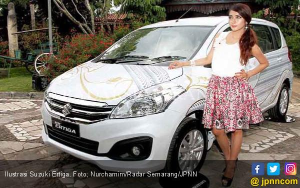 Persaingan MPV Ketat, Penjualan Suzuki Ertiga Meningkat - JPNN.COM