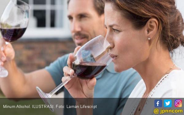 Alkohol Bisa Bantu Pintar Berbahasa Asing? - JPNN.COM