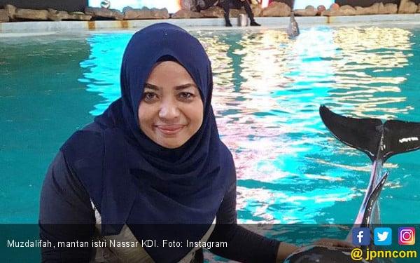 Reaksi Muzdalifah Dikabarkan Jual Rumah Demi Biaya Pernikahan - JPNN.com