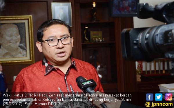 Fadli Zon Khawatir Djarot Meninggalkan Beban untuk Anies - JPNN.COM