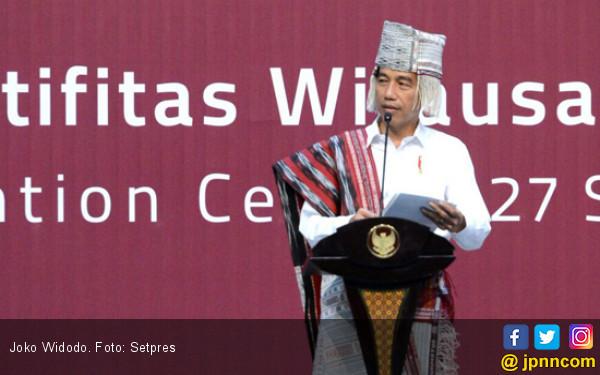 Jokowi Dorong Perajin Manfaatkan Kemajuan Teknologi - JPNN.COM