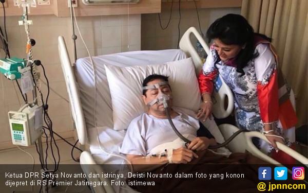 Setnov Menang Praperadilan, IDI Batal Bikin Second Opinion - JPNN.com
