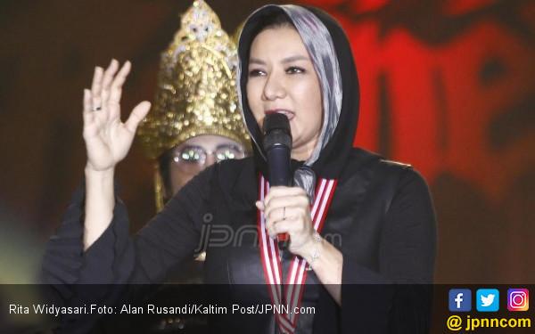 Rita Widyasari: Berani Bersumpah, Ini Jual Beli Emas 15 Kg - JPNN.COM