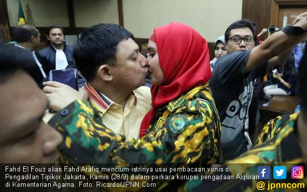 Terbukti Korupsi Alquran, Fahd Arafiq Siap Jalani Hukuman - JPNN.com
