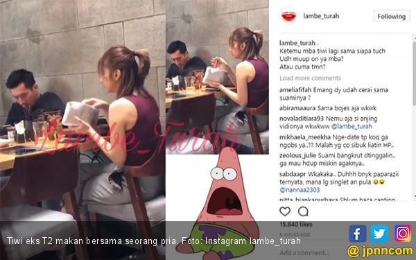 Jadi Korban Lambe Turah, Begini Reaksi Tiwi Eks T2 - JPNN.com