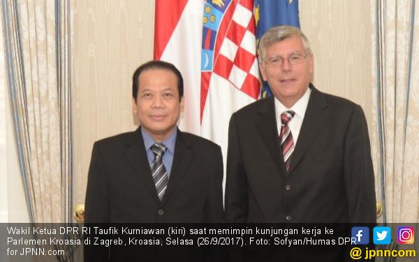 Kerja Sama Indonesia dan Kroasia Berpotensi Meningkat - JPNN.COM