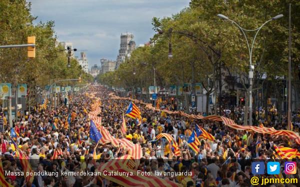 Catalunya Merdeka Setengah Hati - JPNN.COM