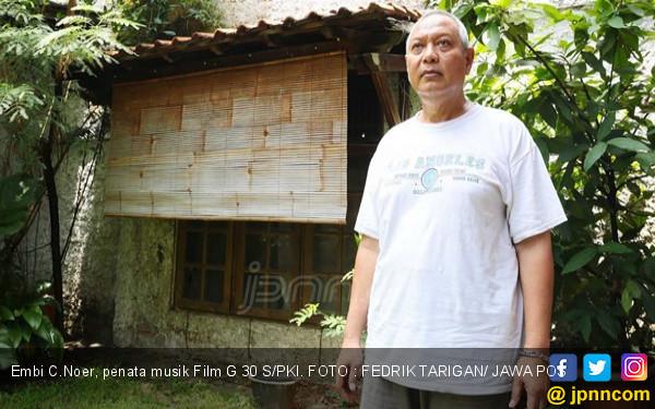 Kisah Mencari Musik Horor Menyayat Hati Film G 30 S/PKI - JPNN.COM