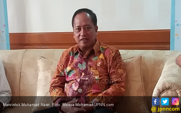 Menristekdikti Kaget Lihat Kemegahan Universitas Pamulang - JPNN.COM