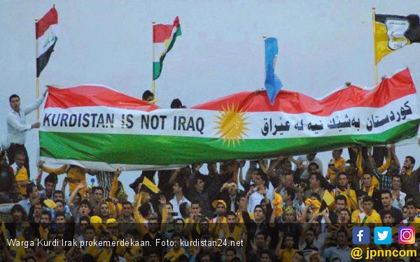 Ketika Musuh Jadi Teman demi Menjegal Kurdistan - JPNN.COM