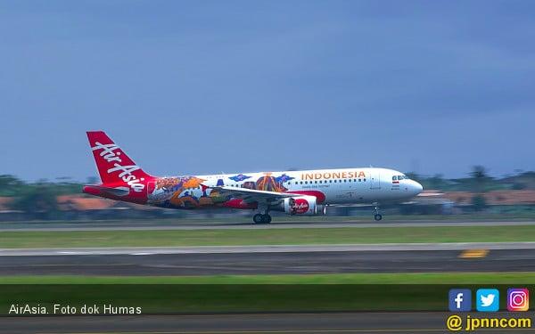 AirAsia Batalkan Penerbangan dari dan ke Wuhan, Begini Cara Refund - JPNN.com