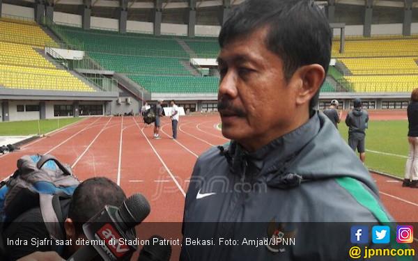 Ditarget ke Semifinal, Indra Sjafri: Kami harus Kerja Keras - JPNN.COM