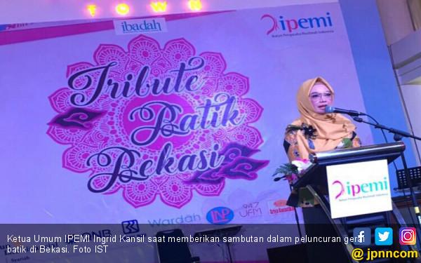 IPEMI Luncurkan Gerai Motif Batik - JPNN.COM