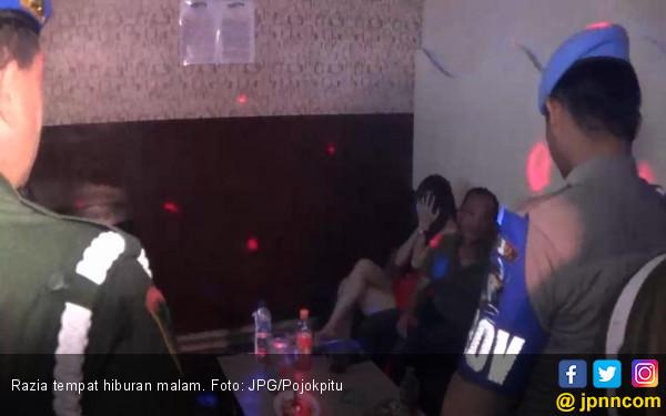 Polisi Amankan 2 Wanita Malam di Bawah Umur - JPNN.COM
