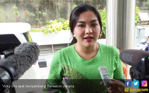 Bersahabat, Vicky Shu dan Kahiyang Senang Bahas Soal Anak - JPNN.com