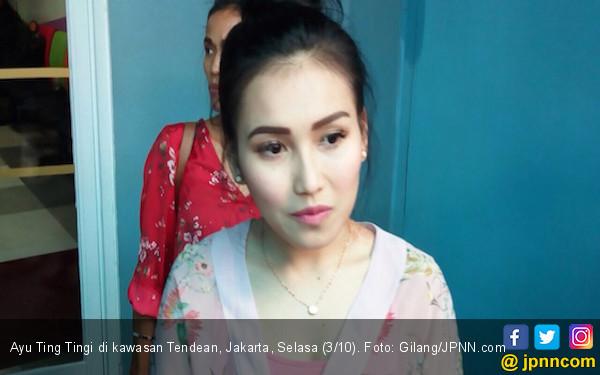 Ingat Jupe, Ayu-Zaskia Menangis di IDA 2017 - JPNN.COM