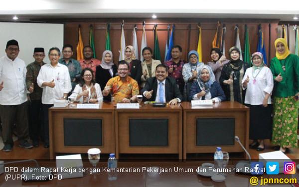 DPD Minta Pemerintah Sediakan Perumahan untuk Masyarakat - JPNN.COM
